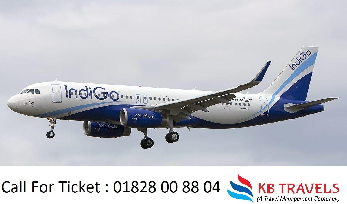 Indigo Airlines ticket sale office in Dhaka, Bangladesh
