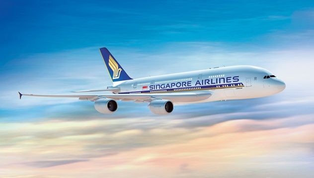 Singapore Airline Spring Promotion 2021